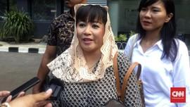 Dicaci Saat Demo, Dewi Tanjung Polisikan Pendukung Anies