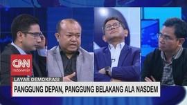 VIDEO: Panggung Depan, Panggung Belakang ala Nasdem (4/4)