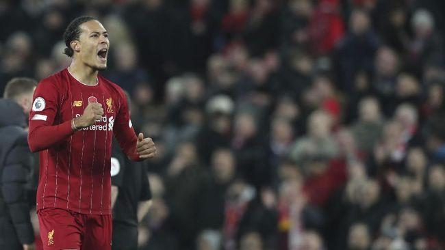 Virgil van Dijk bukan hanya sosok bek tangguh yang mampu melakukan tekel, sapuan, sundulan, atau gol penting untuk Liverpool.