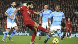 Lawan Man City, Liverpool Bisa Lewati Rekor Munchen