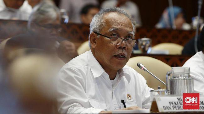 Menteri Basuki mengungkapkan tambahan anggaran Rp2,5 triliun diperlukan untuk program normalisasi sungai hingga revitalisasi drainase jalan.