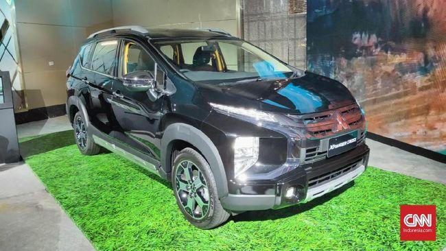 Xpander Cross resmi meluncur di Indonesia dengan tetap mengusung model Low MPV namun dengan penampilan baru seperti SUV.