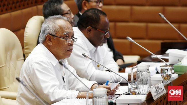 Kementerian PUPR menargetkan pengalihan tugas dari Badan Pengembangan Wilayah Surabaya (BPWS) selesai pada Juni 2021.
