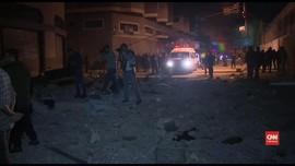 VIDEO: Rumah Komandan Jihad Islam Palestina Hancur