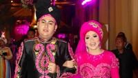 <p>Nassar dan Muzdalifah menikah di tahun 2012 dan dikaruniai satu anak. Sayangnya pernikahan ini harus berakhir di tahun 2015. (Foto: detikcom)</p>