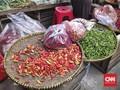 BPS Sebut Harga Cabai Melonjak karena Hujan