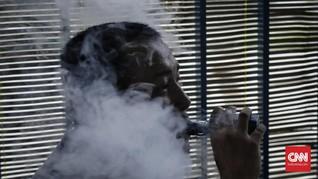 Filipina Tangkap Warga yang Kedapatan Isap Rokok Elektrik