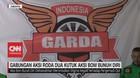 VIDEO: Garda Kutuk Aksi Bom Bunuh Diri di Medan