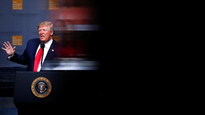 Trump Goreng Terus Optimisme, Perang Dagang AS-China Final! - Rifan Financindo
