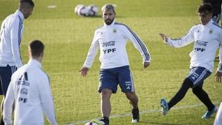 50 Roket Serang Israel, Argentina vs Uruguay Terancam Batal