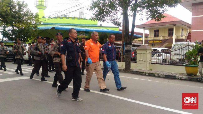 Kapolda Sumatera Utara Irjen Pol Agus Andrianto menyebut 26 terduga teroris tidak menyesal bergabung dalam jaringan Jamaah Ansharut Daulah (JAD).