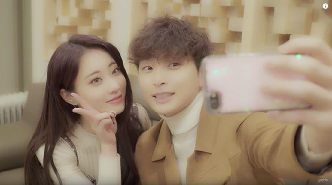 YNK Entertainment selaku agensi mengonfirmasi kabar Jeong Jin-woon 2AM dan Kyungri 9MUSES putus.