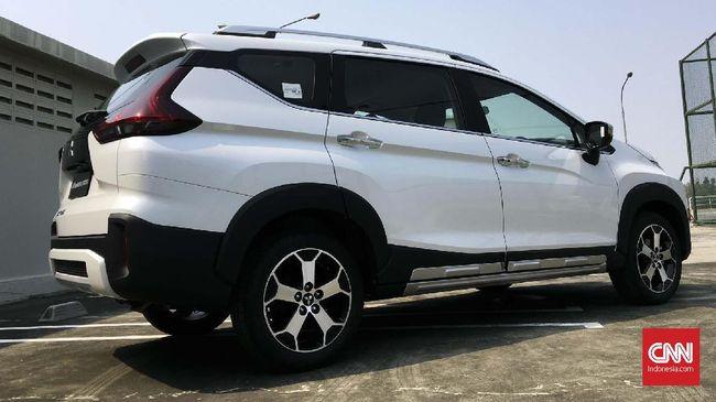 Penjualan Low Multi Purpose Vehicle (MPV) Mitsubishi Xpander merosot menjelang akhir tahun.