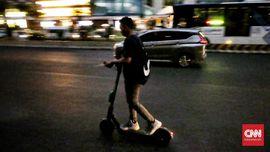 GrabWheels Ungkap Alasan Banyaknya Pengguna Tak Pakai Helm