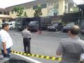 Bom di Mapolrestabes Medan Meledak Dekat Tempat Urus SKCK