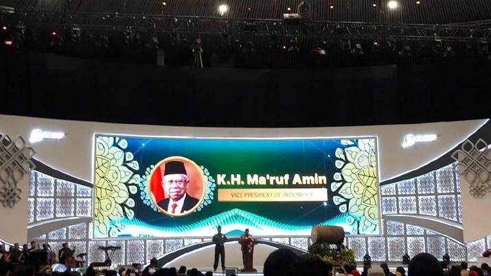 Ekonomi Syariah, Wapres Ingin RI Kalahkan Mesir & Malaysia