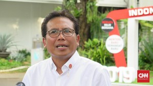 Erick Thohir Jadikan Jubir Jokowi Komisaris Waskita Karya