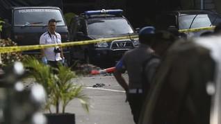 Perusahaan Ojol Siap Bantu Penyelidikan Bom Bunuh Diri Medan