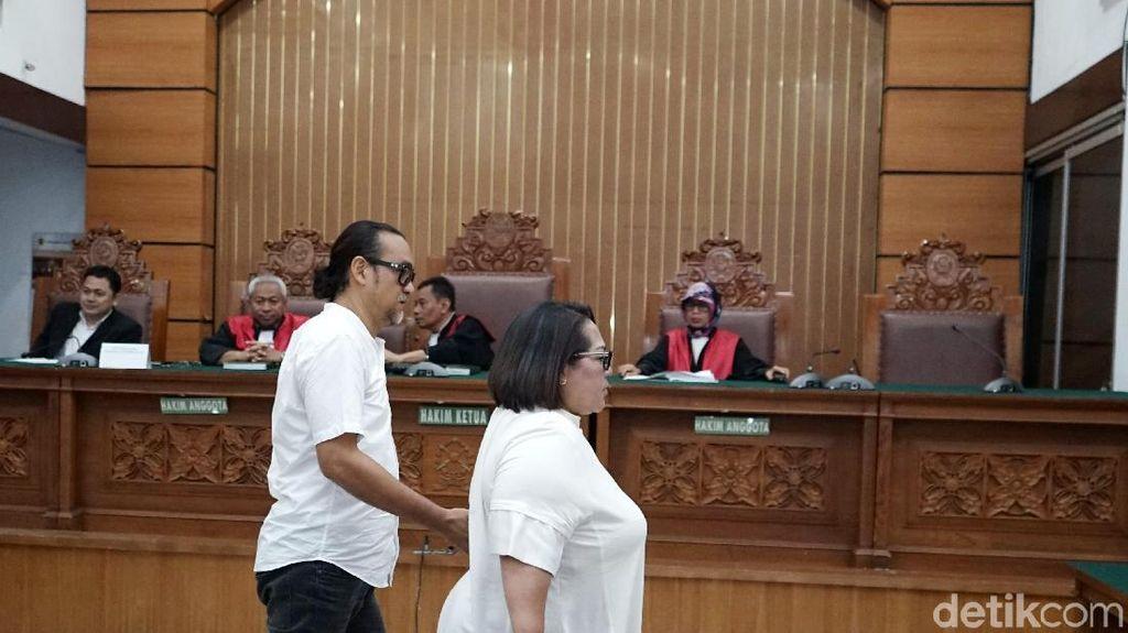 Nunung-Suami Divonis 1,5 Tahun Bui tapi Jalani Hukuman di RSKO Cibubur