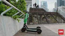 Grabwheels Disebut Hanya Cocok di Monas-GBK, Bukan Jalan Raya