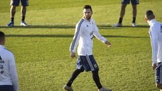 Presiden Argentina Berharap Messi Pulang Kampung