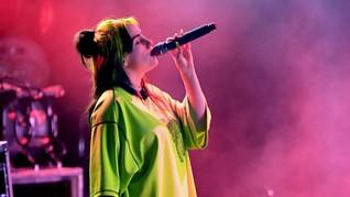 Streaming Bad Guy Billie Eilish Naik 80 Persen Usai Grammy