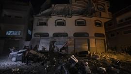 Israel-Palestina Sepakat Gencatan Senjata Usai Serangan Roket