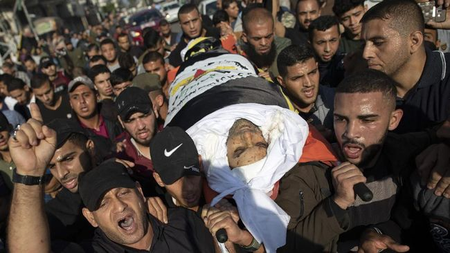Hampir 3.500 warga Palestina meninggal dalam serangan militer Israel selama kepemimpinan Perdana Menteri Benjamin Netanyahu.
