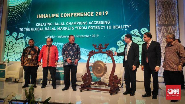 Gubernur BI Perry Warjiyo menyiapkan lima  jurus untuk mendongkrak ekonomi syariah di Indonesia. Jurus itu  disebutnya dengan istilah '5C'.