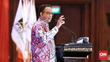 Anies Harap Santri Jadi Garda Terdepan Perangi Corona