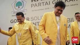 Uang dan Restu Istana di Balik Pemilihan Ketua Umum Golkar