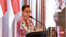 Anies Buat Bahan Ajar agar Murid SMP-SMA Diskusi Omnibus Law