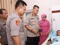 Kondisi 6 Korban Luka Bom Medan Mulai Membaik