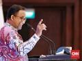 Anies Diminta Perhatikan Sopir Taksi dan Ojol Jelang PSBB