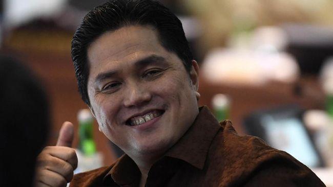 Menteri BUMN Erick Thohir resmi menggeser jajaran deputi menjadi direksi perusahaan BUMN.