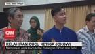 VIDEO: Anak Gibran Lahir, Presiden Jokowi Kini Punya 3 Cucu