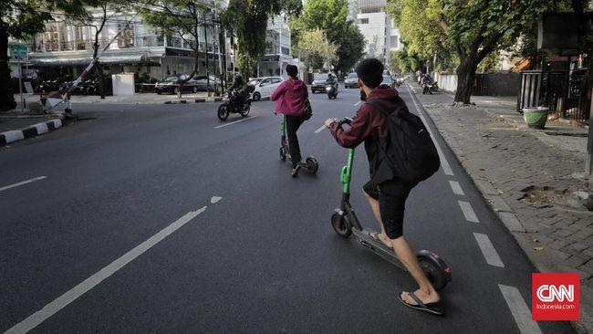 Pemprov DKI Jakarta telah berencana untuk merampungkan pembuatan jalur sepeda sepanjang 63 kilometer di akhir 2019.