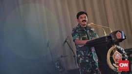 Panglima TNI Perintahkan Prajurit 3 Matra Amankan Pilkada