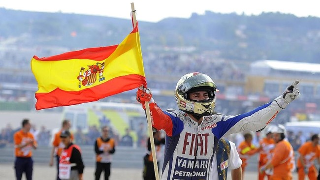 Jorge Lorenzo memutuskan pensiun dari dunia MotoGP. Berikut foto-foto pilihan dari perjalanan karier Lorenzo.