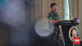 Panglima TNI Akan Tinjau Pengamanan Natal Gereja Bom Surabaya