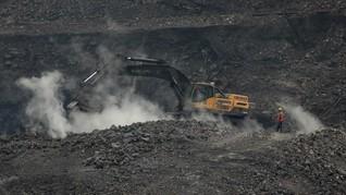Jokowi Ingin Setop Ekspor Batu Bara Mentah