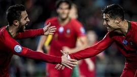 Silva: Ronaldo Sosok Menyebalkan Saat Latihan