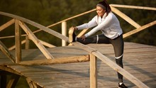 Cara Olahraga Setelah Lebaran, Efektif Turunkan Berat Badan