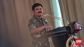 Panglima TNI Mutasi 78 Pati, Pangkogabwilhan I dan II Diganti