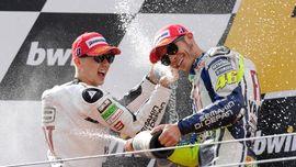 Lorenzo Soal GOAT MotoGP: Rossi Nomor 1