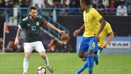 Peluang Messi Juara dengan Argentina Tertunda karena Corona