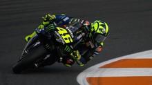 Jelang MotoGP Catalunya, Rossi Tak Masalah Dikalahkan Murid