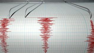 Gempa Magnitudo 5,2 Guncang Pesisir Selatan Sumbar