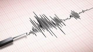 Gempa Magnitudo 5,8 Guncang Pulau Pagai Selatan Sumbar