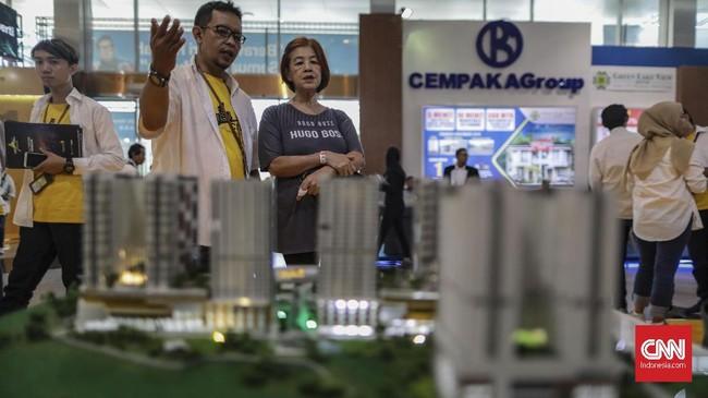 Pengembang menawarkan hunian tapak dan vertikal di sejumlah daerah demi kebutuhan 'papan' masyarakat dalam pameran properti di JCC sampai 24 November mendatang.
